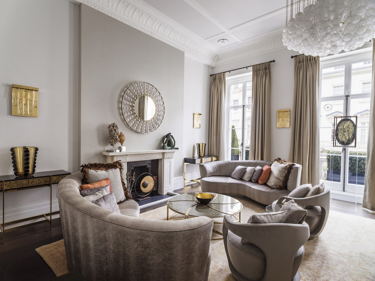 Eaton Place, a project by Shalini Misra -