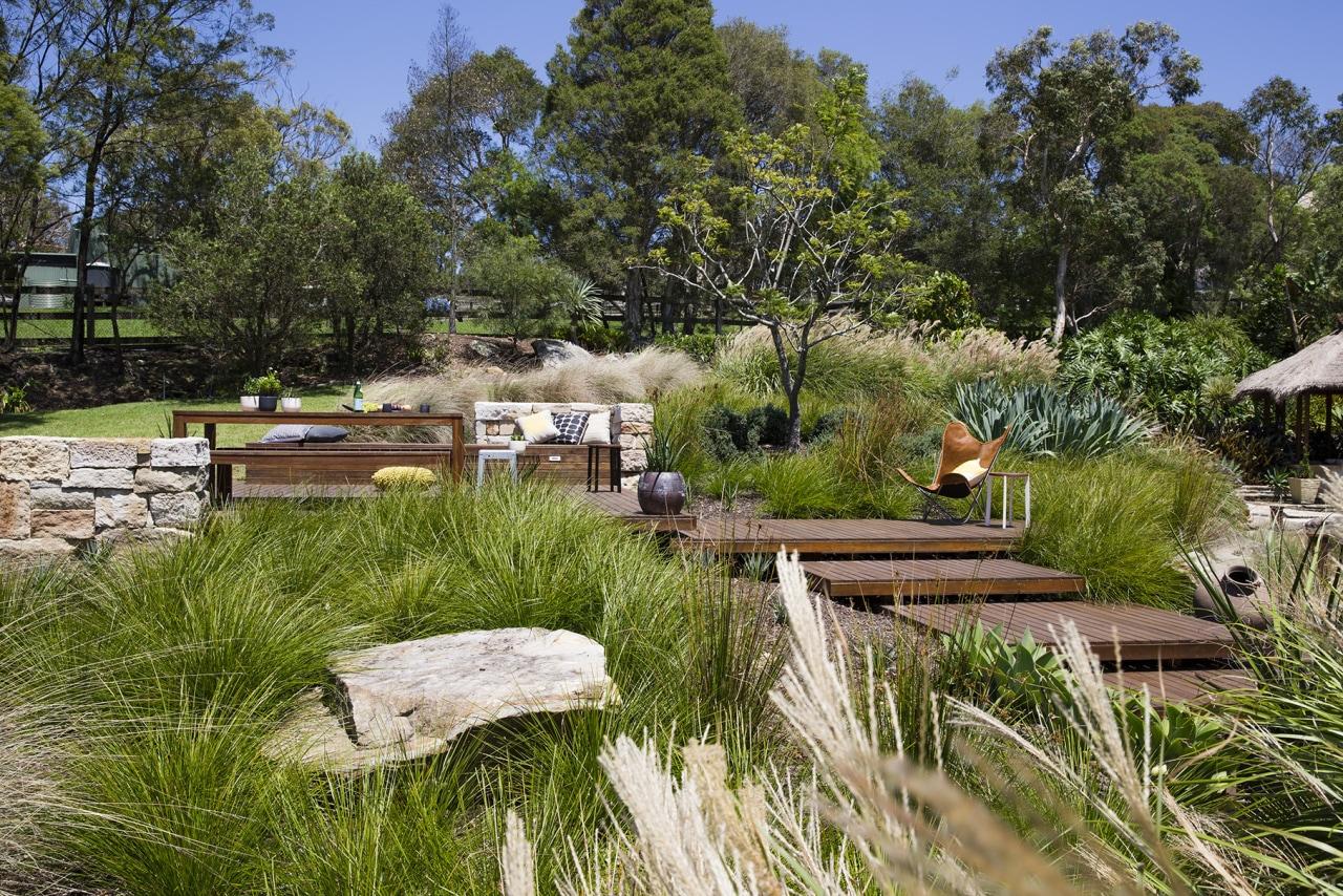 Guarding your slopes against erosion – terrace walls