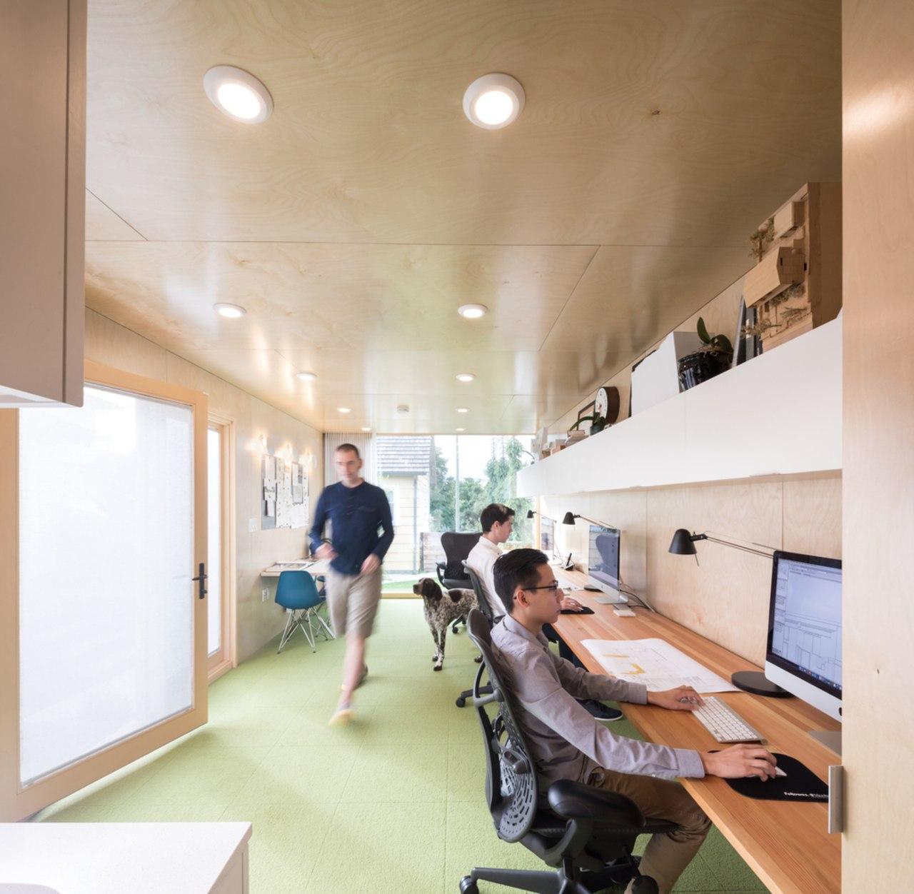 Rba Office – room to move ceiling, daylighting, floor, flooring, interior design, office, white