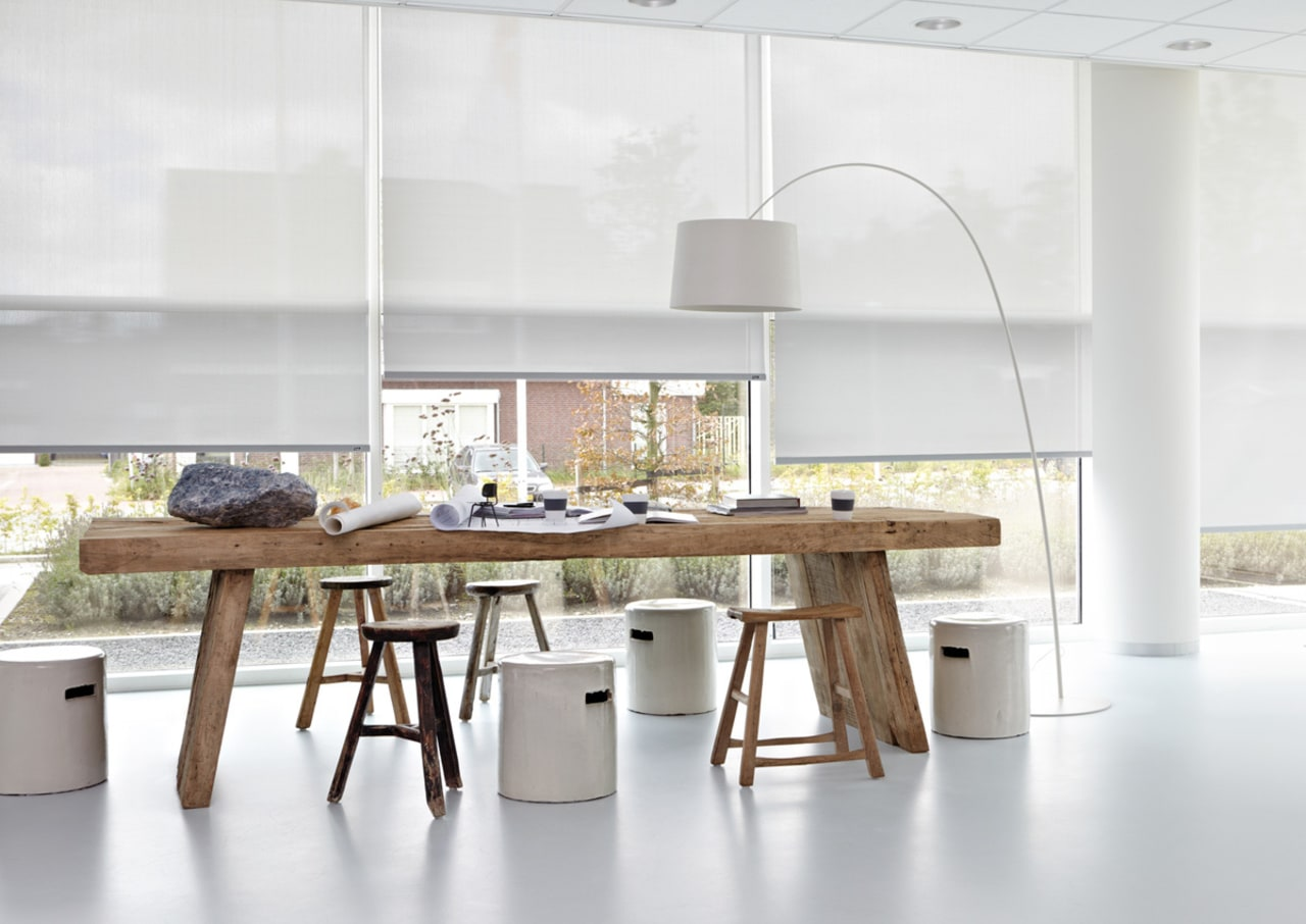 Environmentally friendly and user friendly – Luxaflex blinds