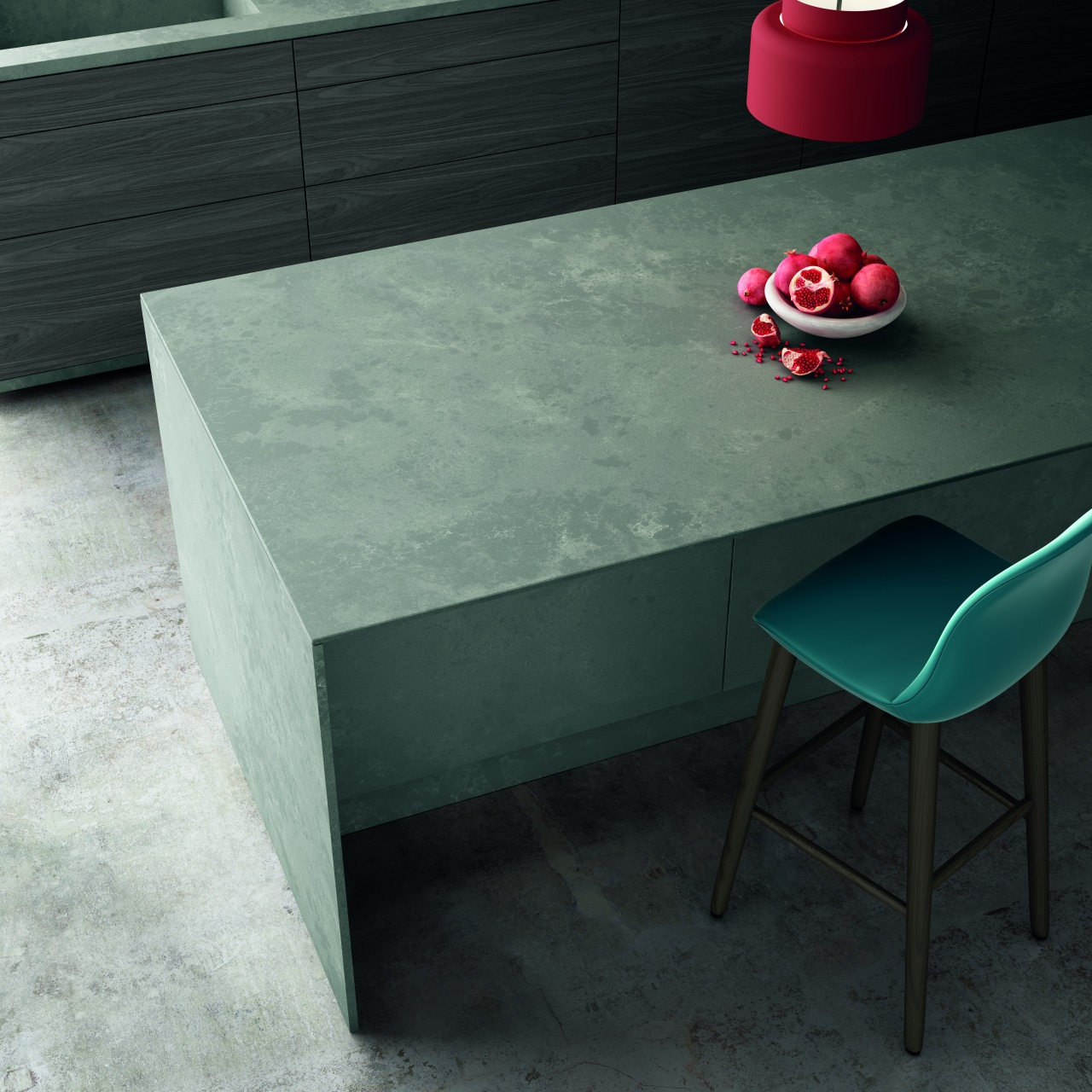 Silestone Seaport detail. - SILESTONE SEAPORT TOO -