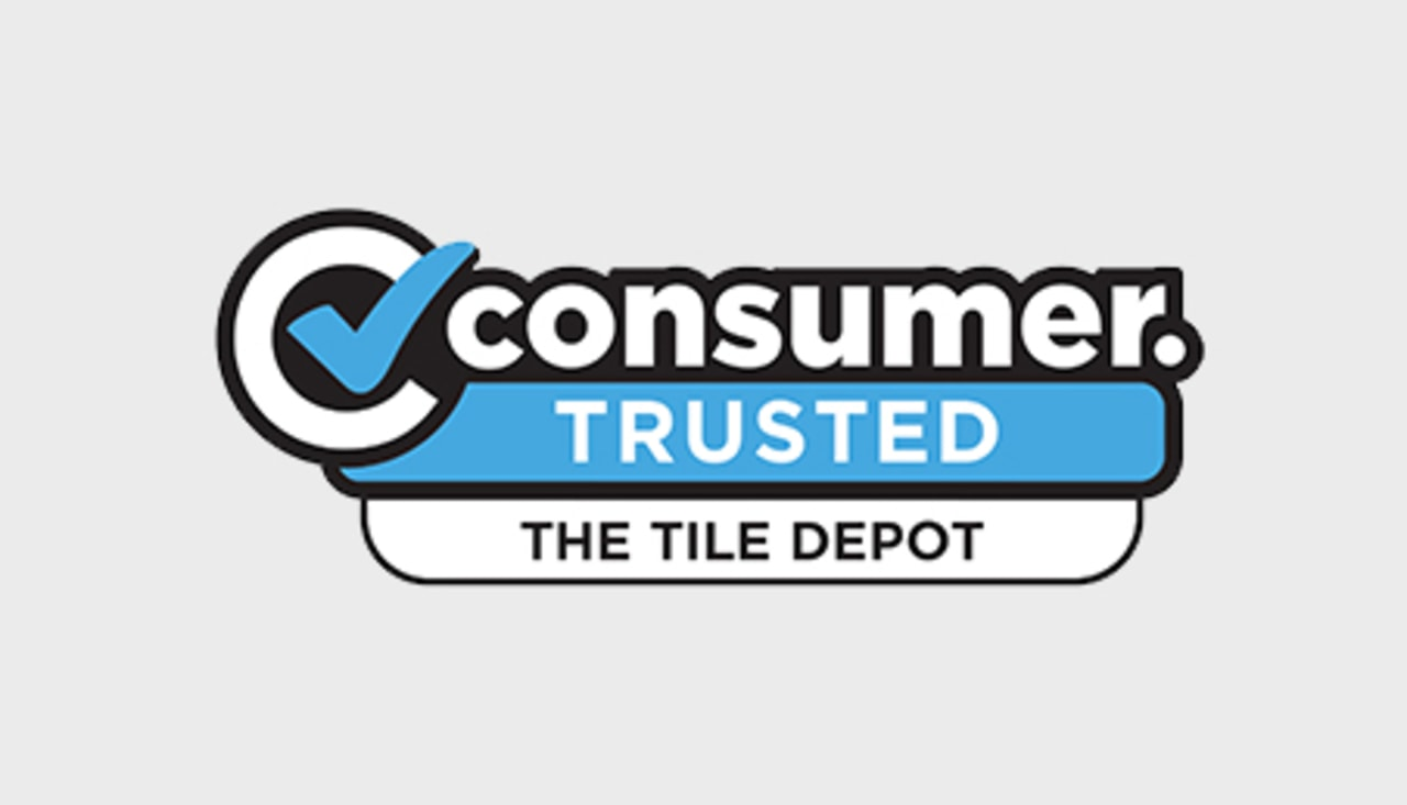 The Tile Depot 1 - brand | font brand, font, graphics, line, logo, text, white