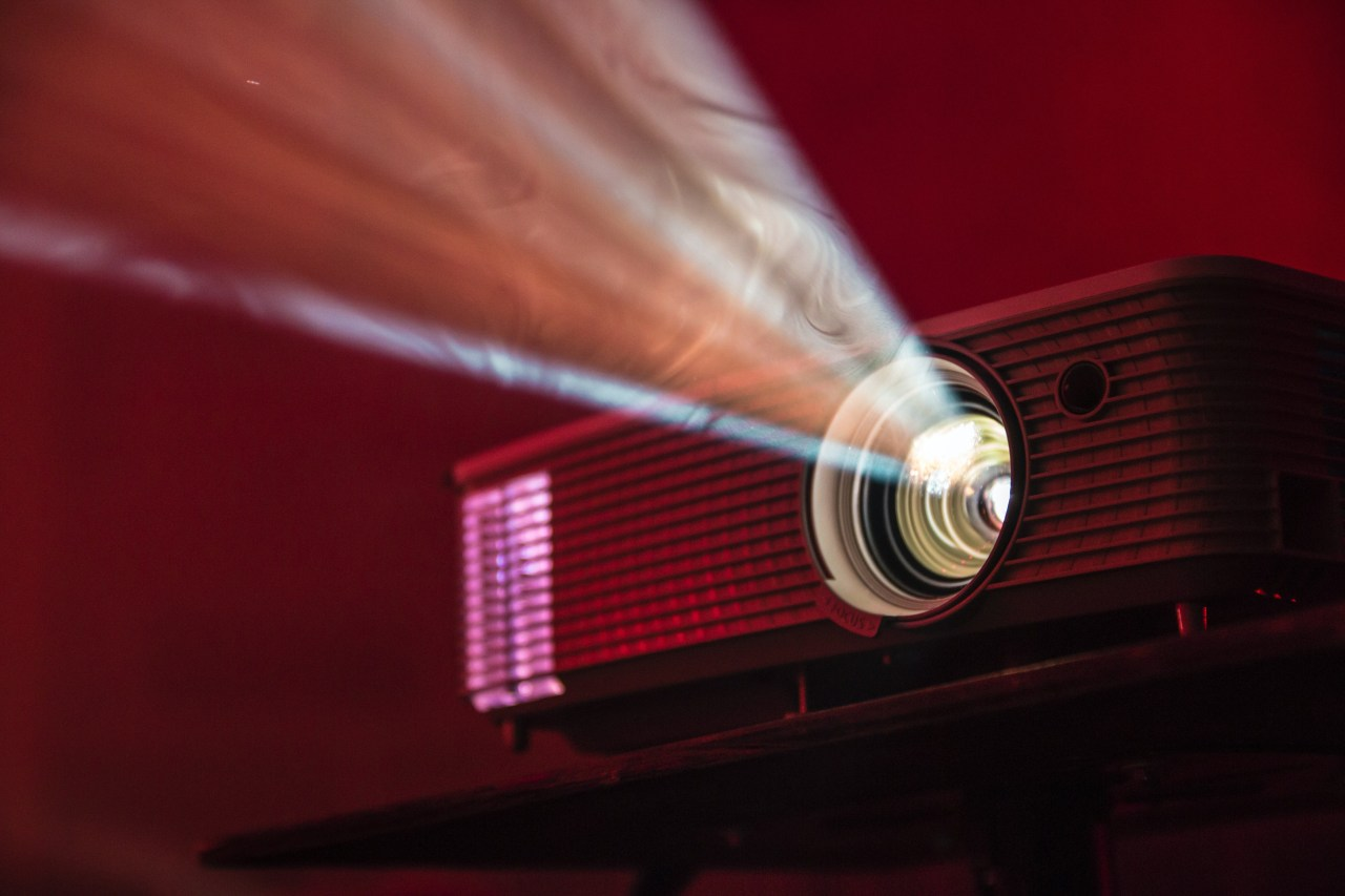 The portable home projector of today is a