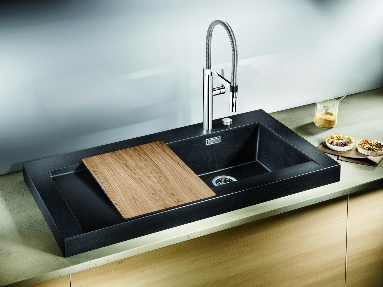 Opting for a sink that supports a chopping bathroom sink, plumbing fixture, product, product design, sink, tap, white