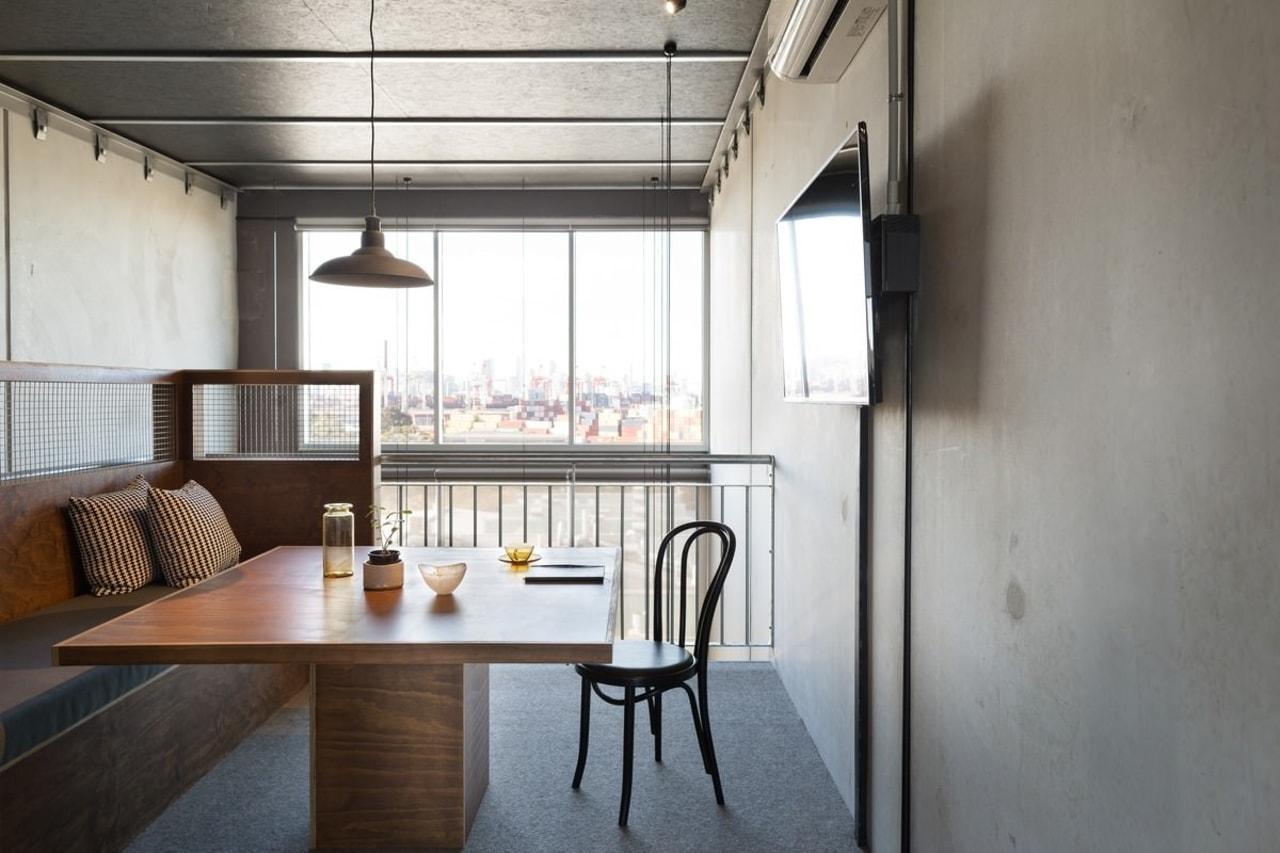 Norton Legal chair, furniture, interior design, loft, table, gray, white
