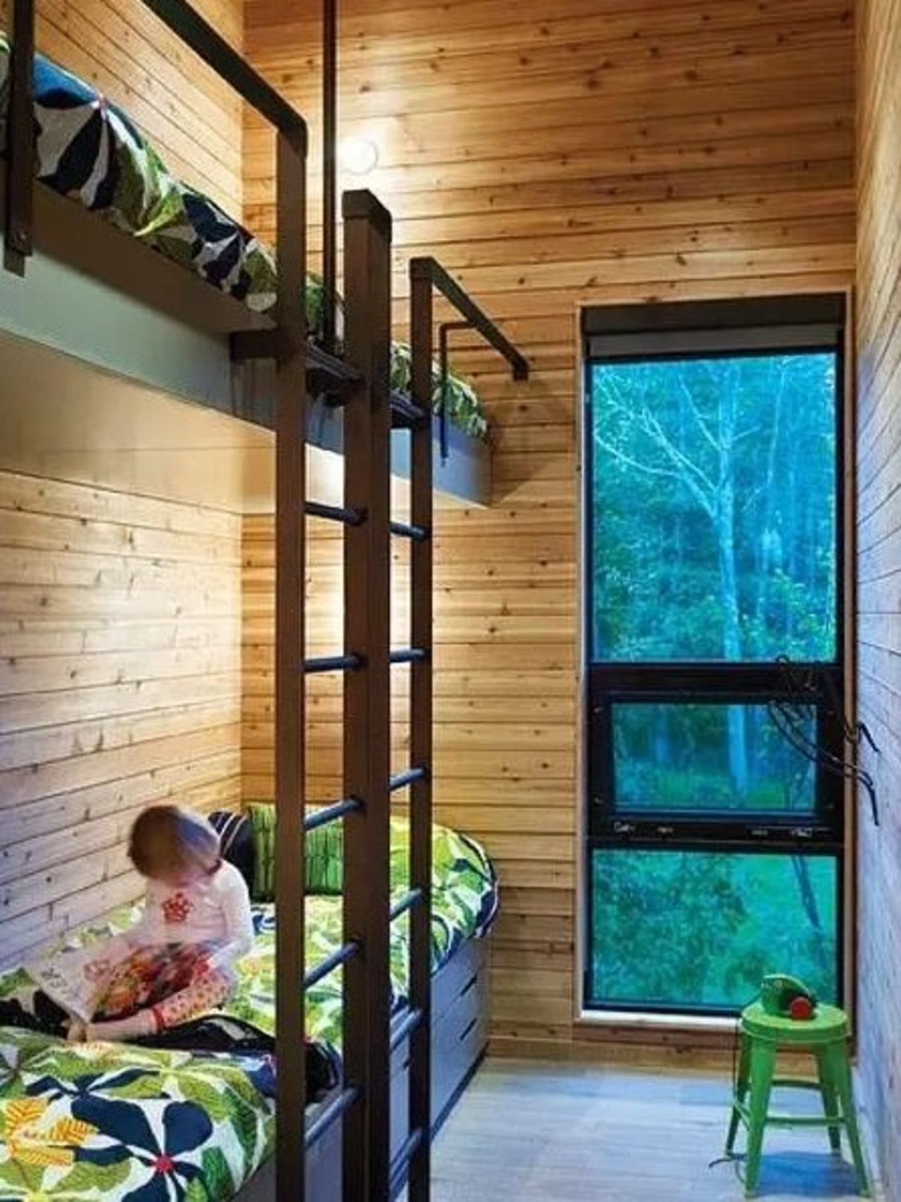 Designing a room for your kids? architecture, ceiling, daylighting, home, house, interior design, living room, real estate, room, wall, window, wood, brown