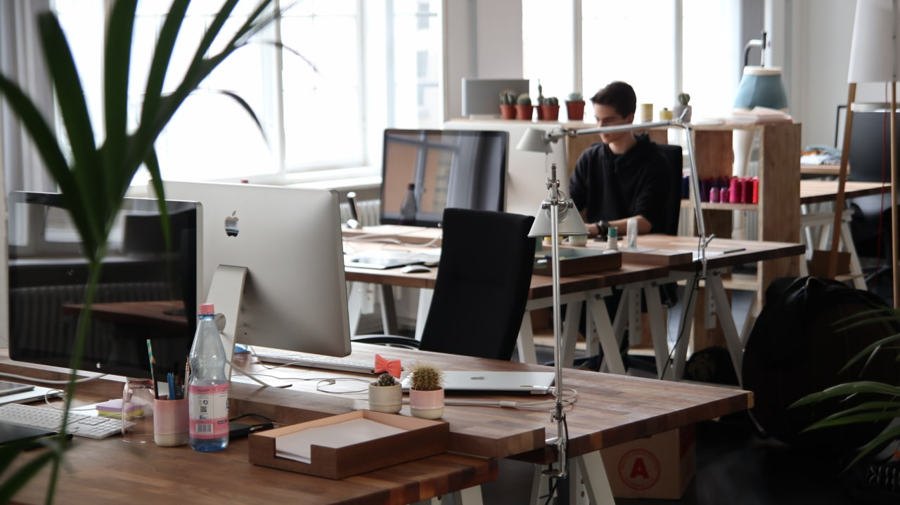 The demands on commercial property in New Zealand furniture, office, product design, table, white