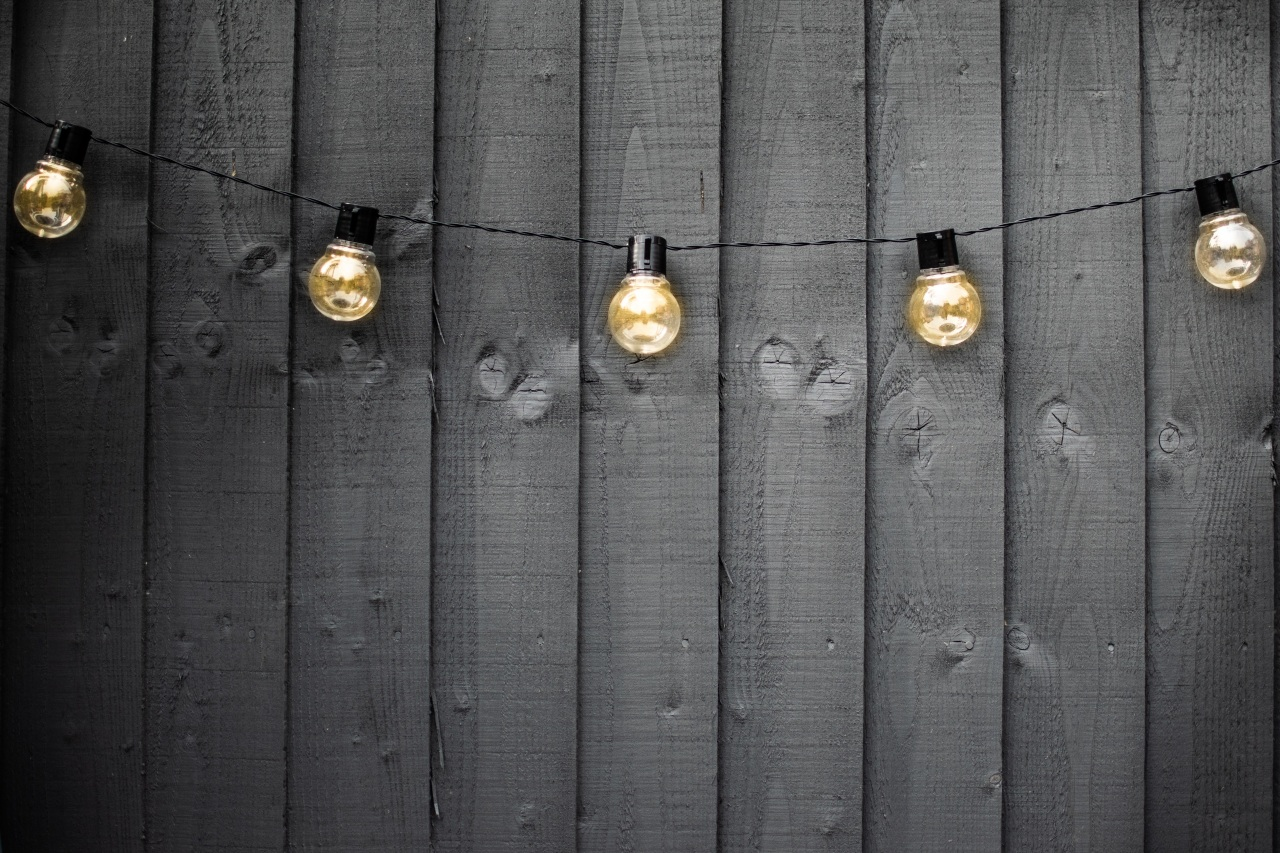 More and more inexpensive outdoor lighting options are