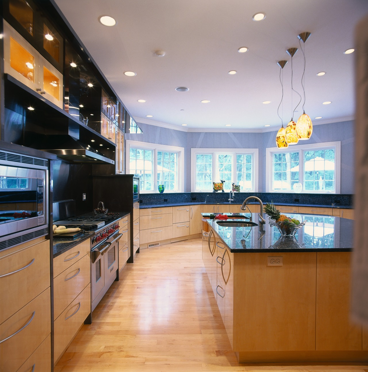 View of this kitchen cabinetry, ceiling, countertop, home, interior design, kitchen, real estate, room, gray