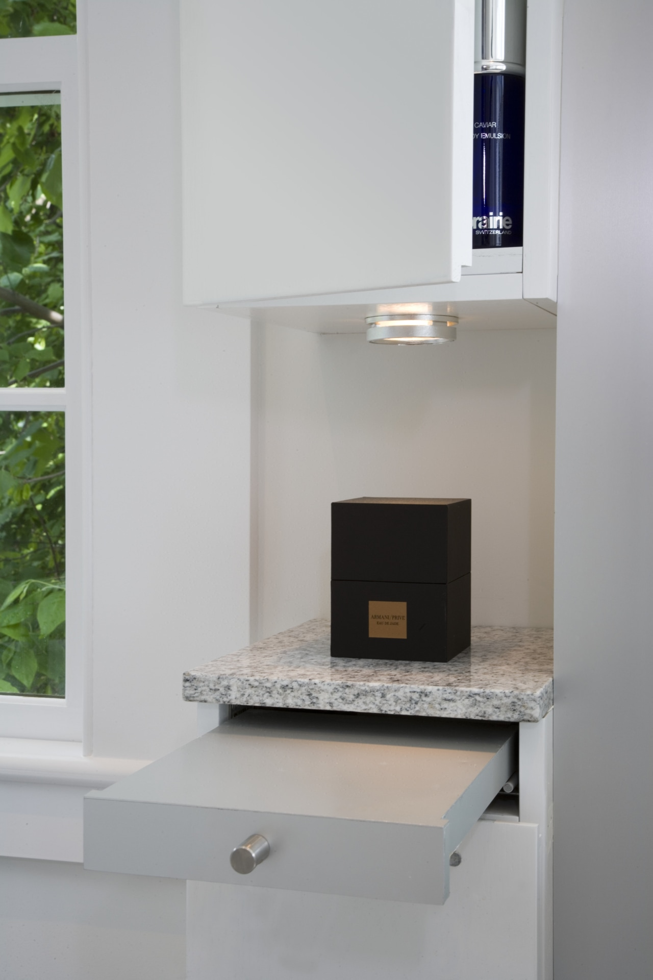 Niche Alcoves provide a visual break in the fireplace, furniture, hearth, home appliance, product design, gray