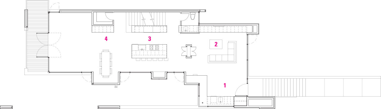 Floor plan of house. architecture, area, design, diagram, drawing, elevation, floor plan, font, line, plan, product, product design, structure, text, white
