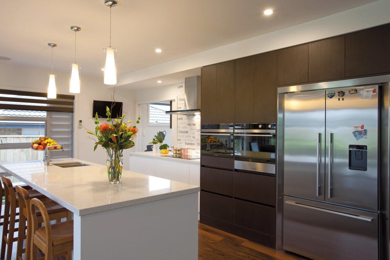 GJG Okarito Levin 0234 HR Kitchen 300 cabinetry, countertop, cuisine classique, interior design, kitchen, real estate, room, gray