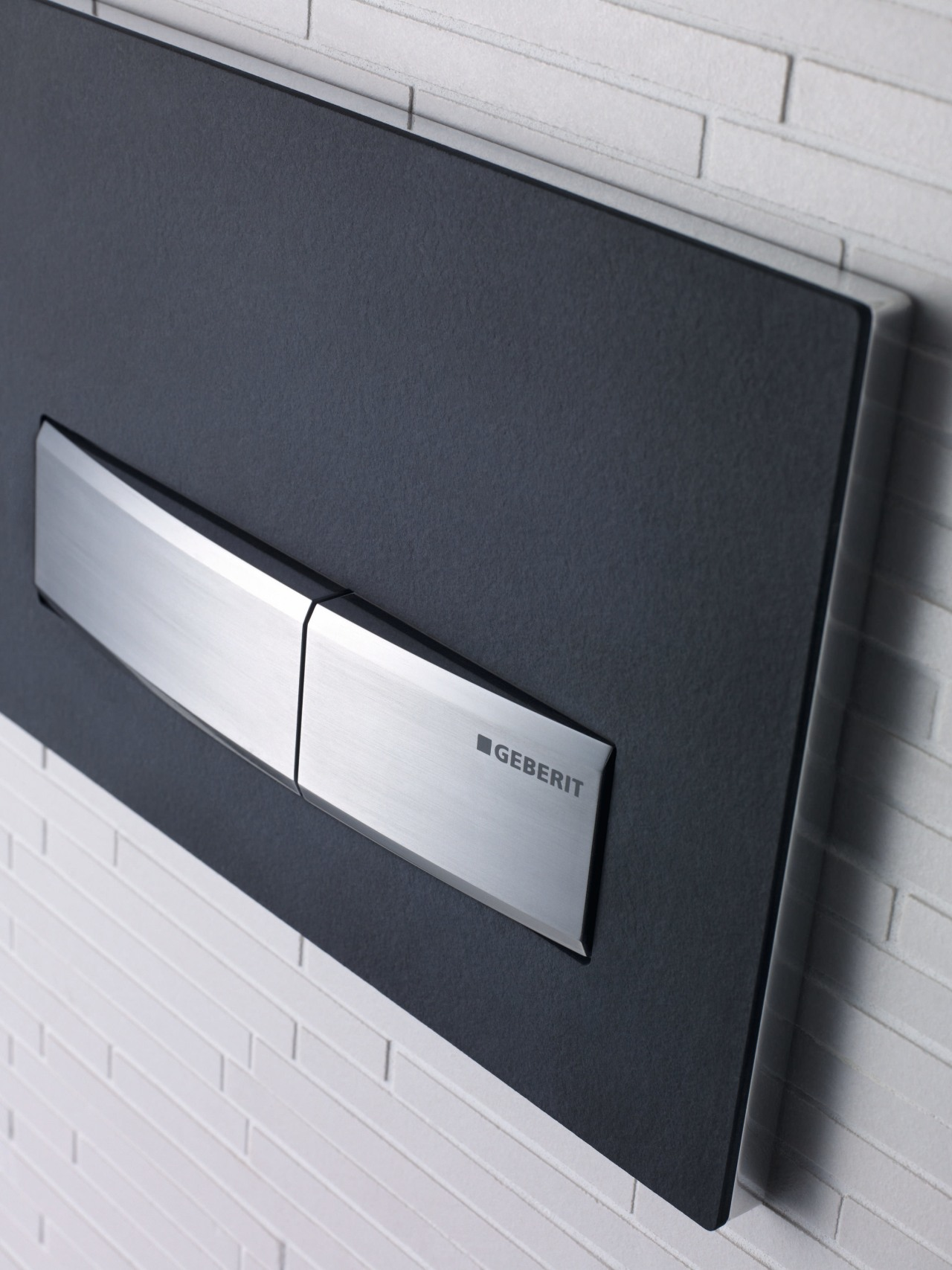 Inwall cistern specialist Geberit offers many different combinations automotive exterior, product, product design, black, white