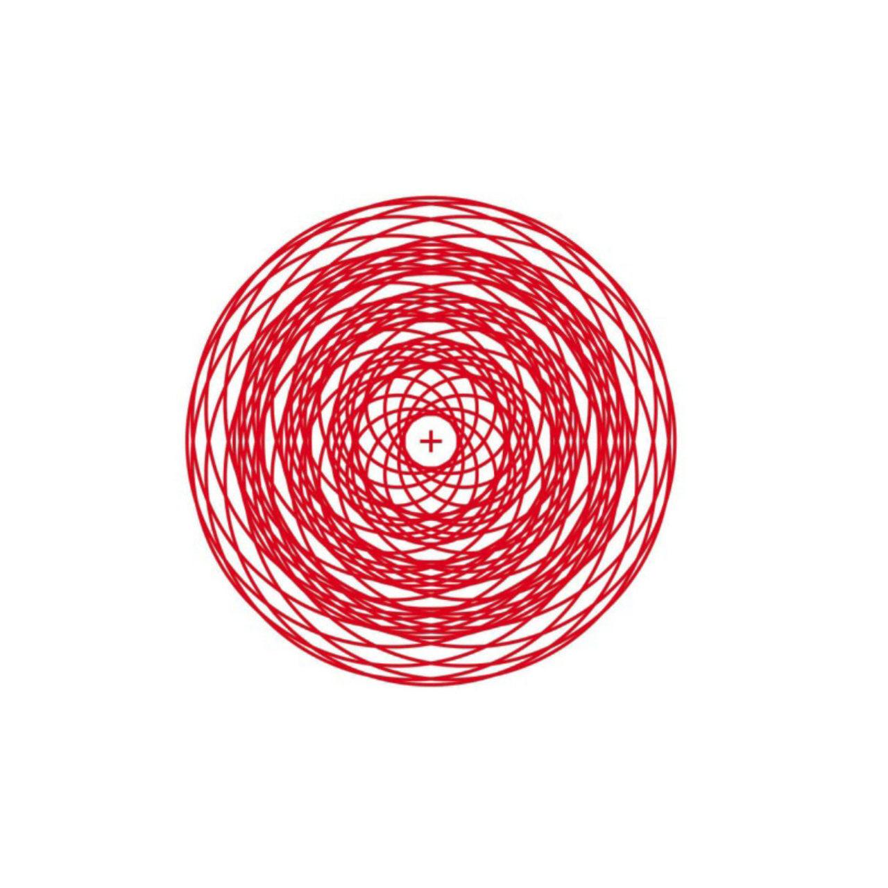 Nothing to chance  Smegs new Planetarium wash circle, line, spiral, white