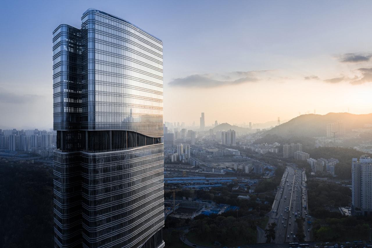 Shuibei International Center won Best Tall Building (100-109m)
