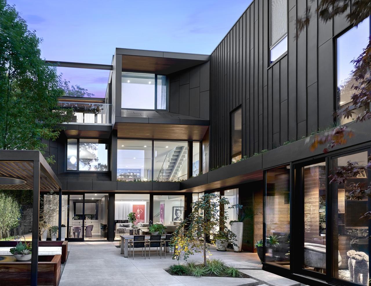 ZINC HOUSE -