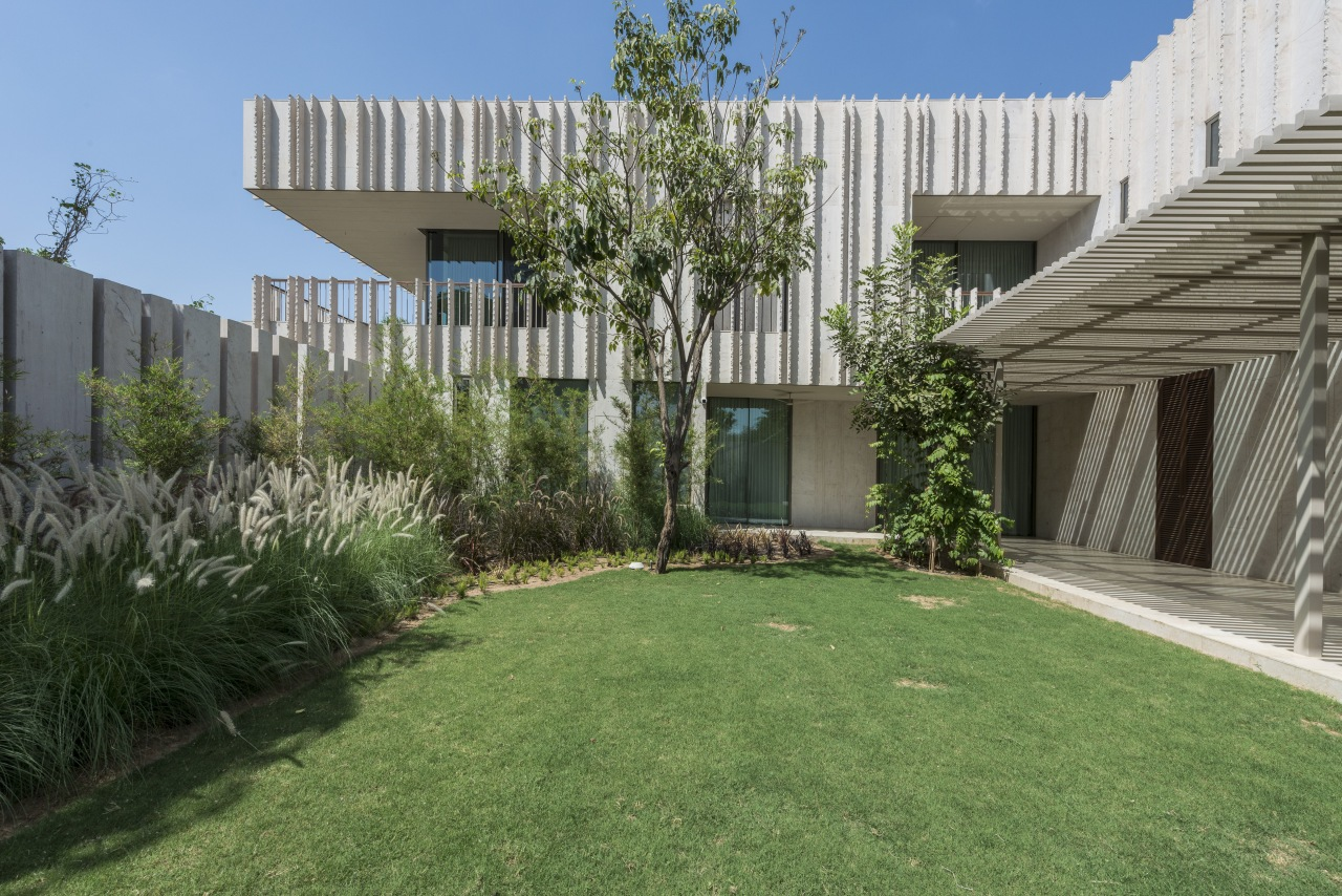 The house of secret gardens - architecture | architecture, artificial turf, backyard, building, courtyard, estate, facade, garden, grass, grass family, home, house, land lot, landscape, landscaping, lawn, plant, property, real estate, residential area, roof, shrub, tree, yard, green