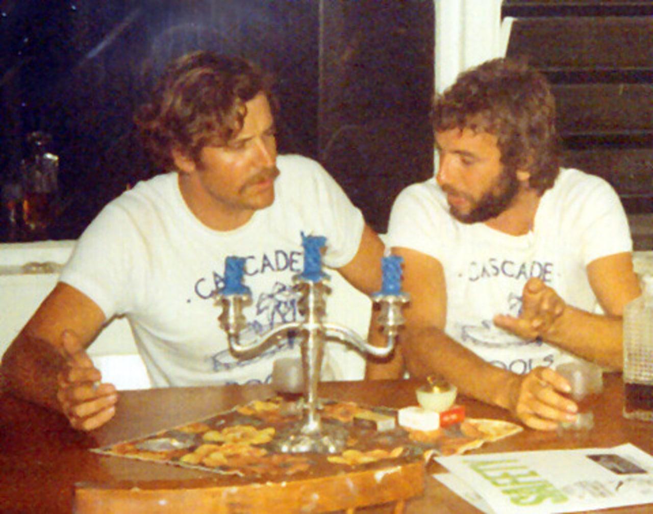 New Zealand founders Larry Ogden & Rob Smith