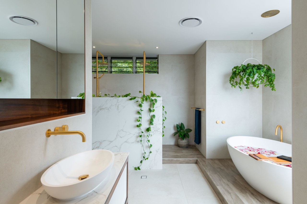 Subtle touches of luxury combined with well‐planned zones