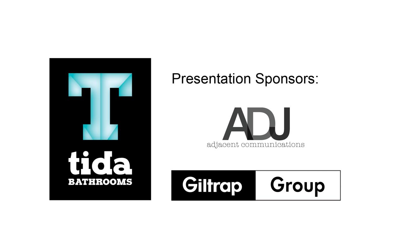 2021 TIDA Bathrooms Presentation Sponsor ADJ Giltrap black