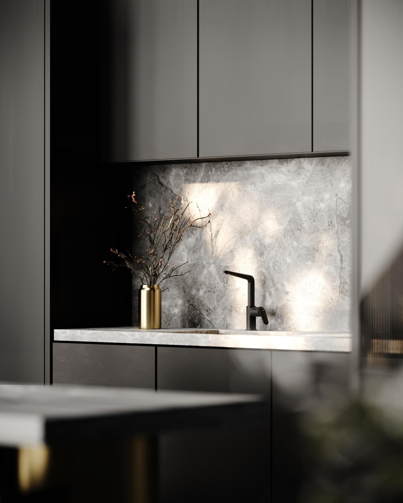 The Aio Kitchen Mixer. - Great design on