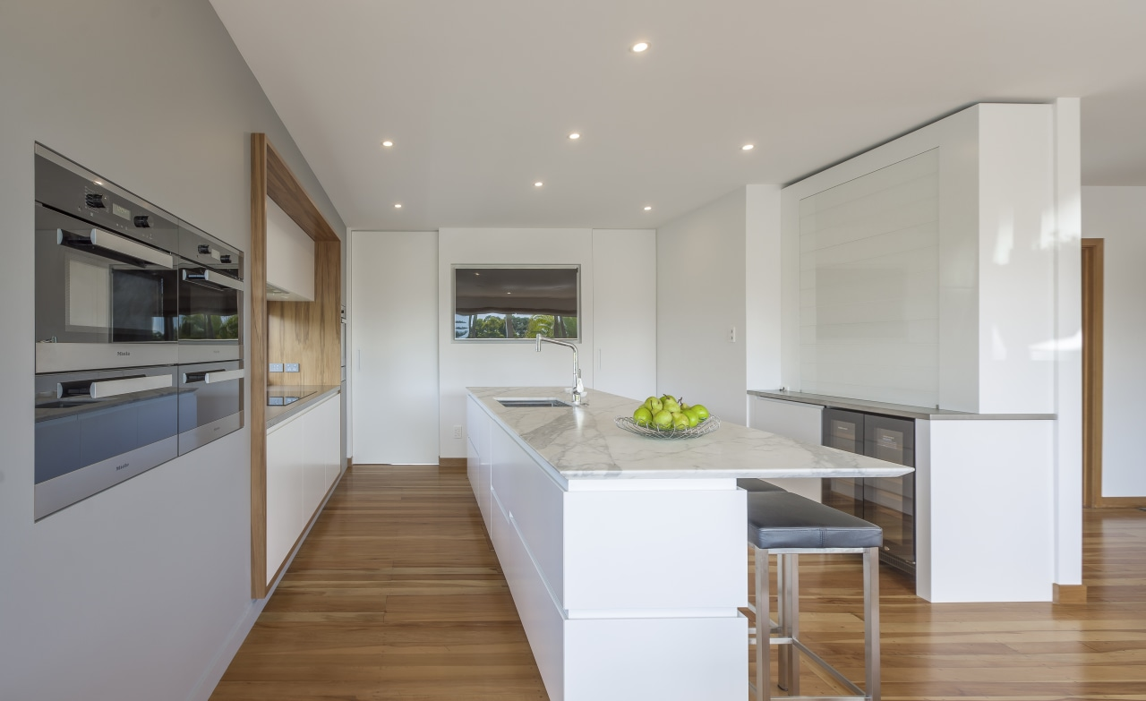 2018 TIDA New Zealand Designer Kitchen Highly Commended architecture, countertop, cuisine classique, interior design, kitchen, real estate, gray