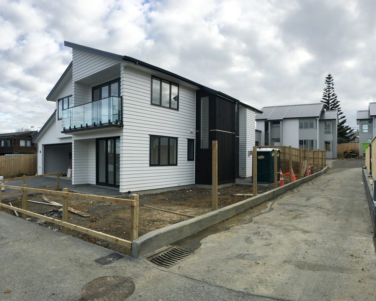 How to reap rewards from your under-utilised section building, facade, home, house, real estate, residential area, siding, gj gardner homes,  new home,  new build