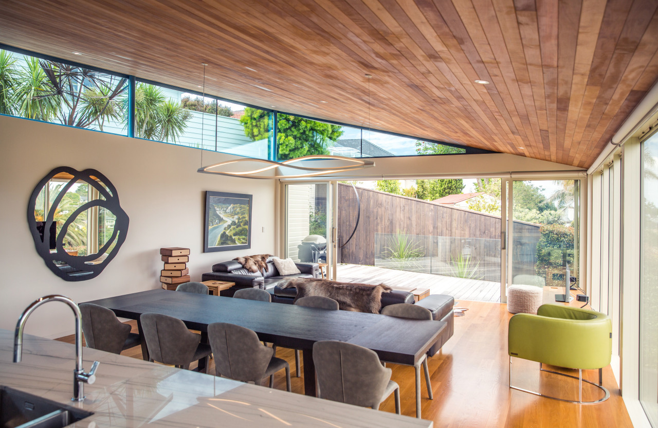 The largest surface area in your home, the architecture, ceiling, home, house, interior design, living room, kitchen, Frans Kamermans, furniture