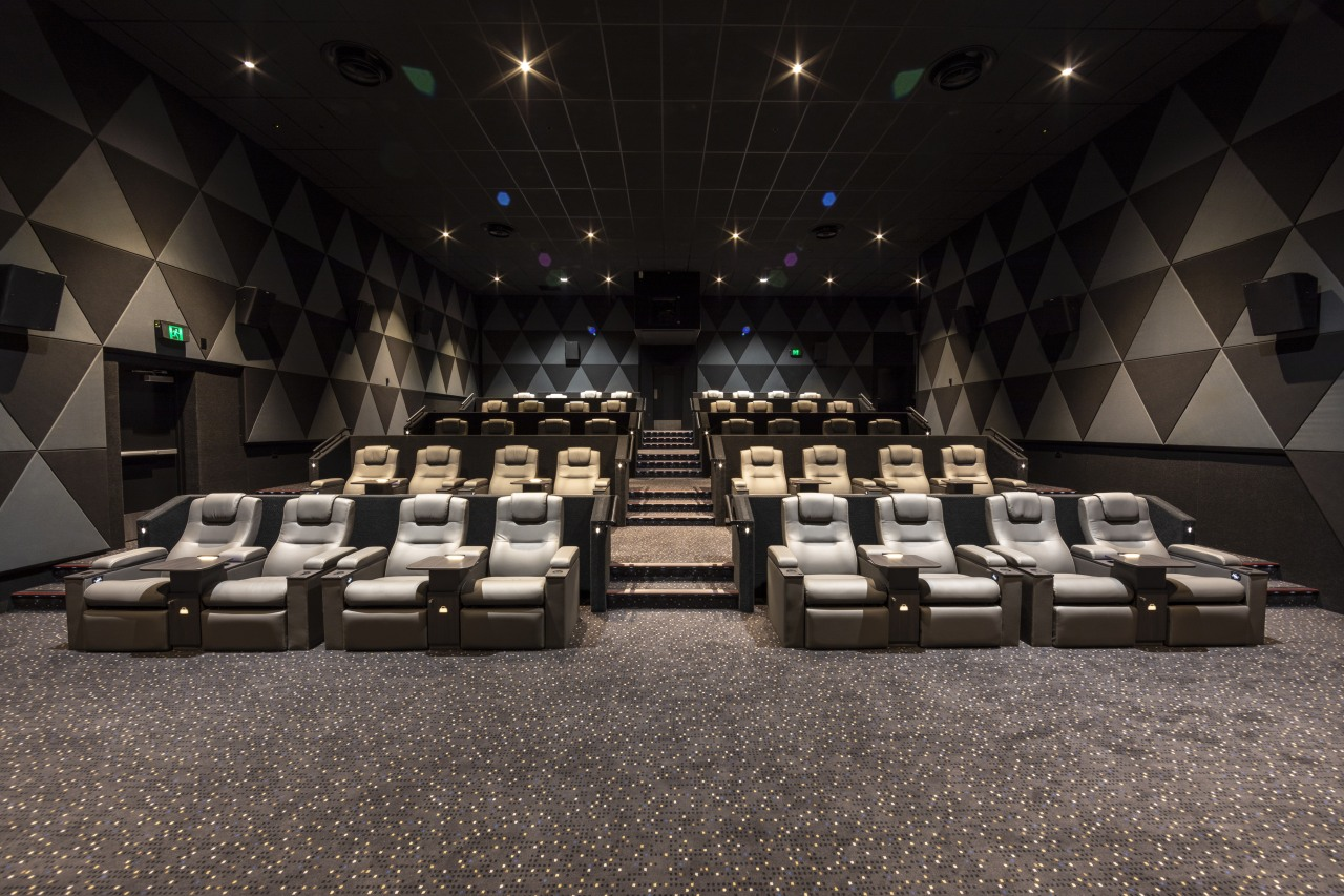 Christchurch's EntX Hoyts cinemas benefit from Temperzone air-con theatre, EntX, Hoyts, Cinema, Temperzone, Air Conditioning, Mechanical services