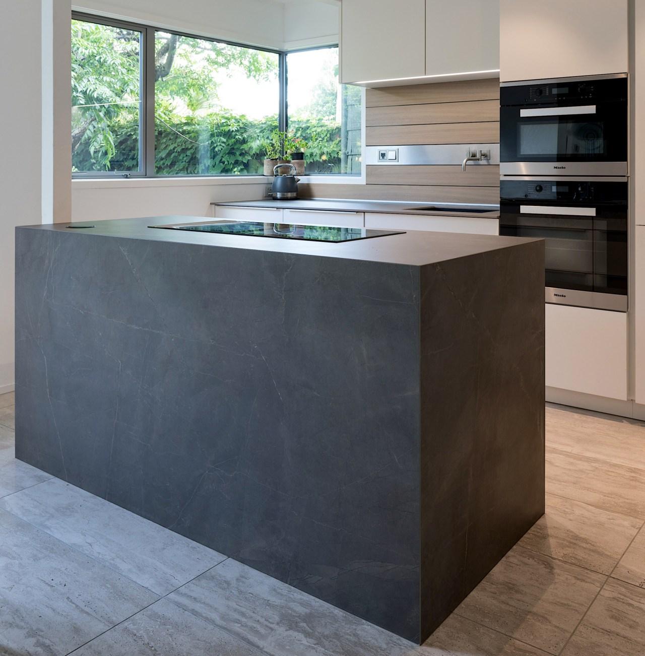 New kitchen island design -
