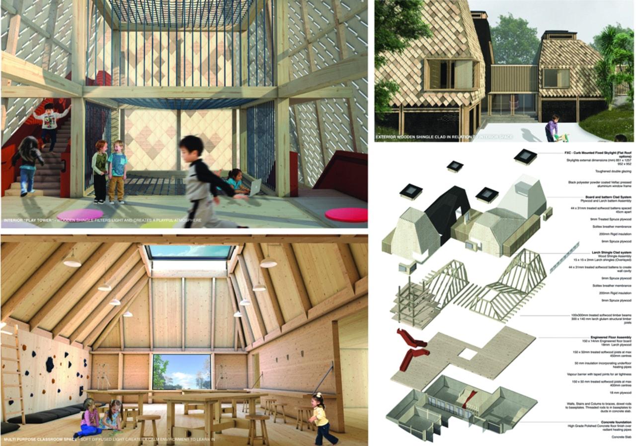 WINNER : Henry Fraser, University of Auckland/ Newton architecture, design, home, house, white