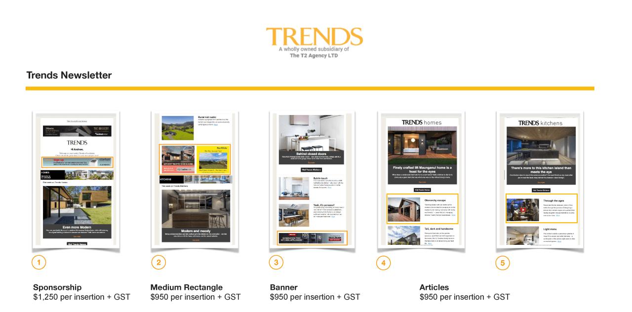 Trends Newsletter
