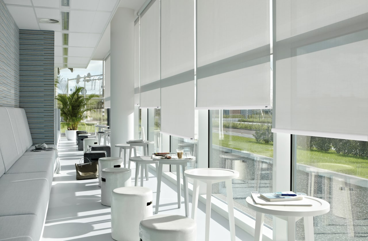 Luxaflex blinds are extremely environmentally friendly with extremely