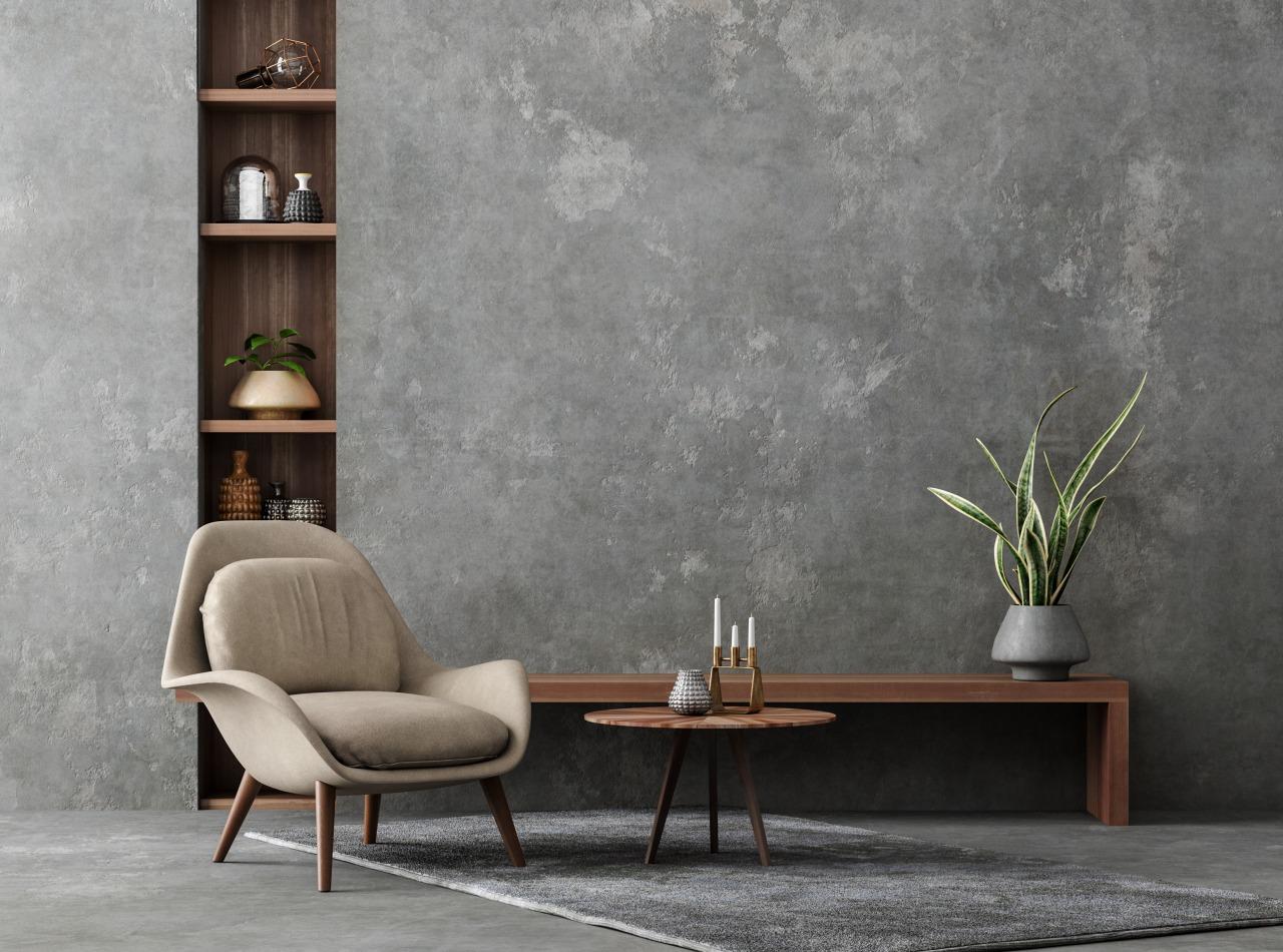 Rustic meet minimalism – you two look great