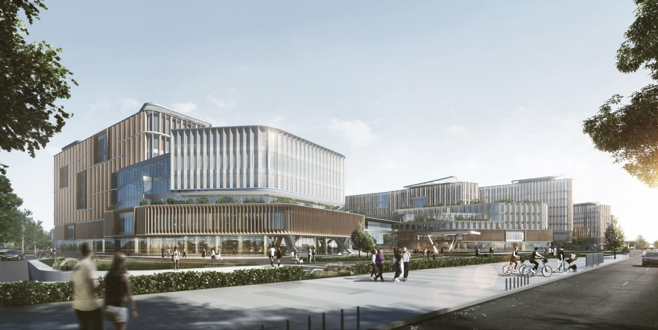 New hospital takes holistic approach to its design