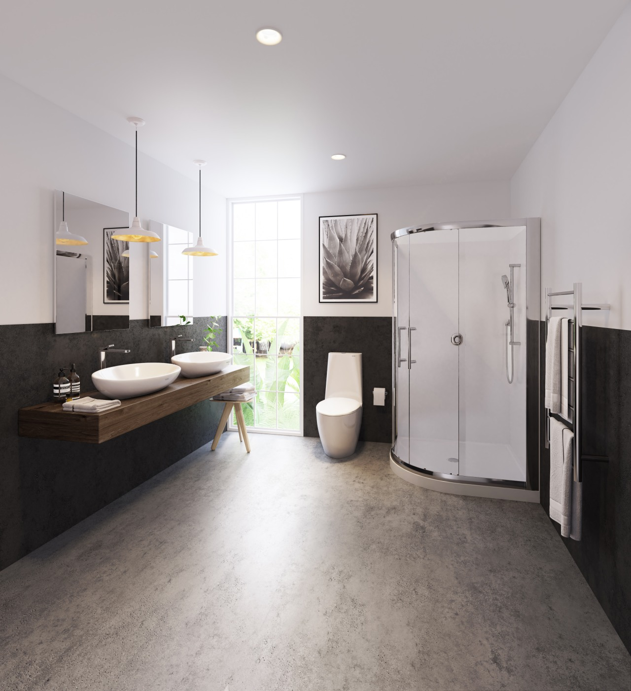 With a wealth of subtle distinctions between TOTO bathroom, floor, flooring, interior design, laminate flooring, plumbing fixture, real estate, room, sink, tile, wood flooring, gray