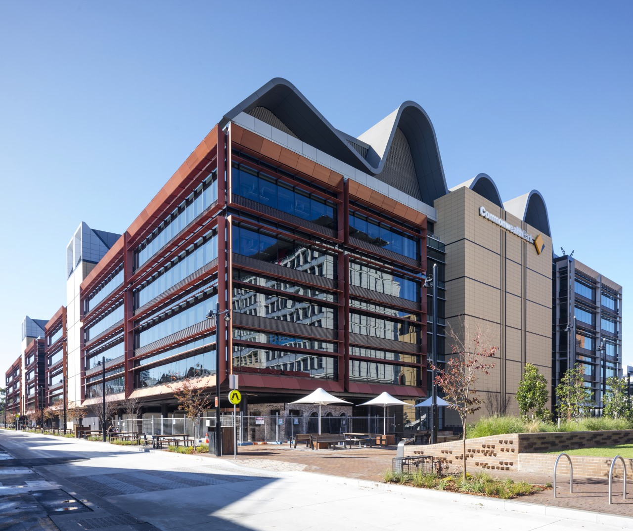 The Foundry is a world-leading commercial building that