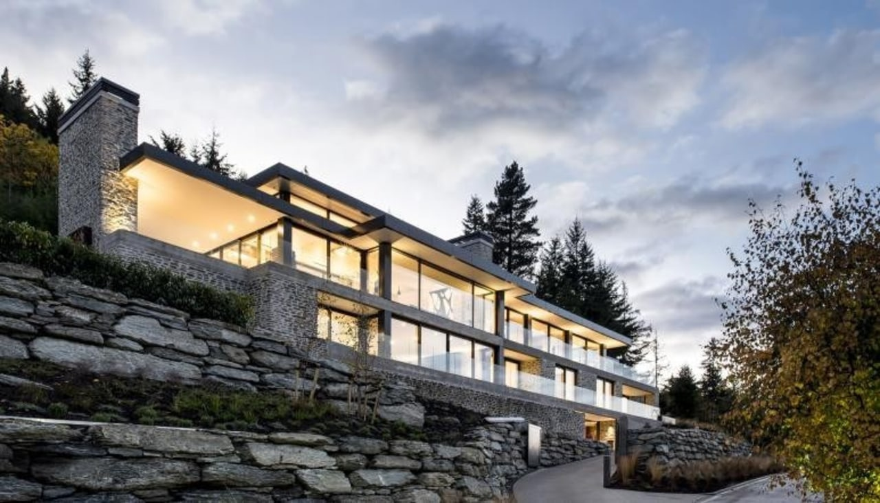 Mason & Wales Architects - Winner – 2016 architecture, building, cottage, estate, facade, home, house, mansion, property, real estate, roof, sky, villa, wall, window, gray