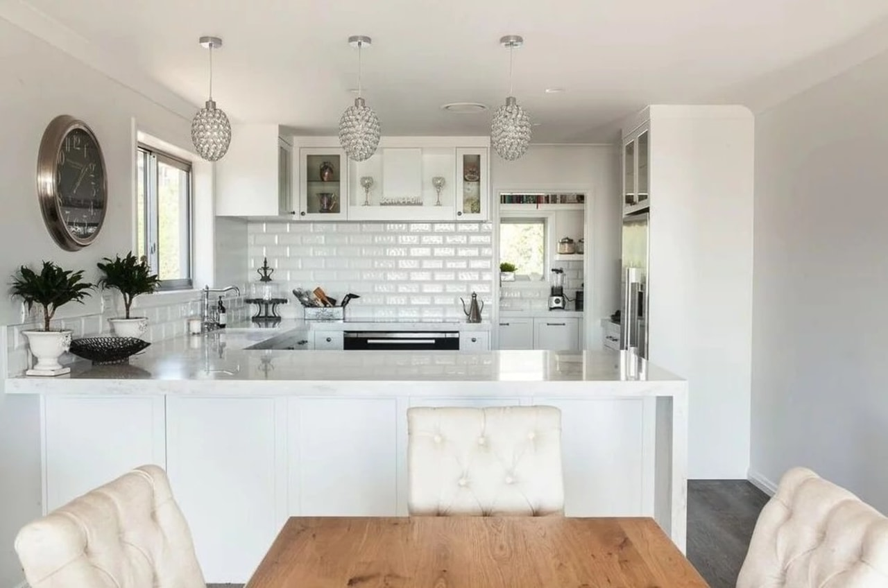 Need help with your next kitchen project? - countertop, cuisine classique, home, interior design, interior designer, kitchen, living room, property, room, gray, white