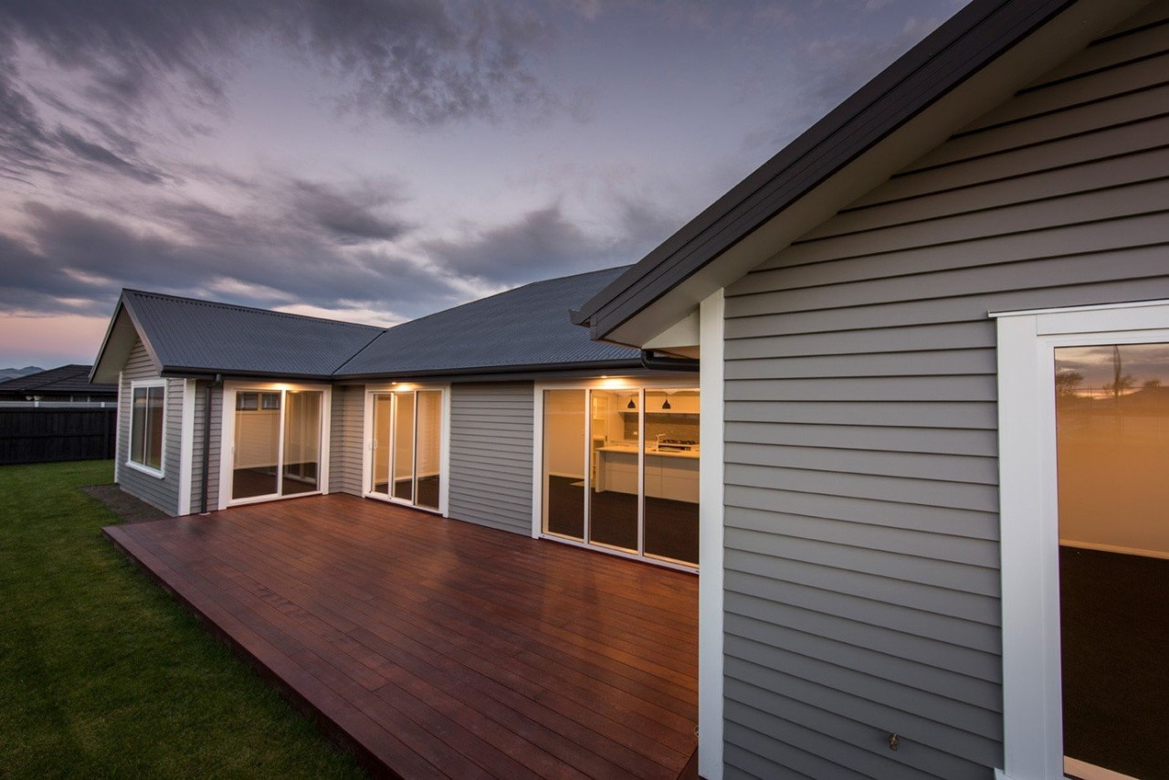 Timber weatherboards are classed as a lightweight cladding cottage, estate, facade, home, house, property, real estate, residential area, roof, siding, window, gray