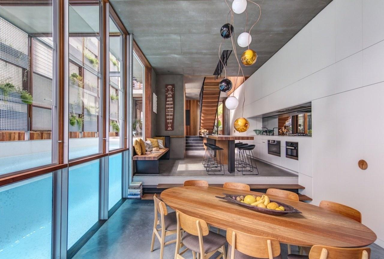 CplusC Architectural Workshop interior design, real estate, gray