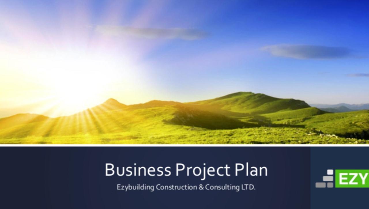 Ezybuilding Construction & Consulting LTD. atmosphere, computer wallpaper, daytime, ecoregion, energy, grass, grassland, hill, horizon, landscape, morning, nature, sky, sunlight, water resources, blue