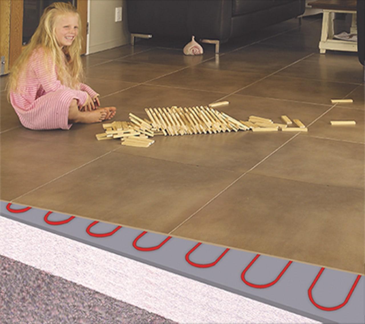 Warmup And Marmox - floor   flooring   floor, flooring, brown