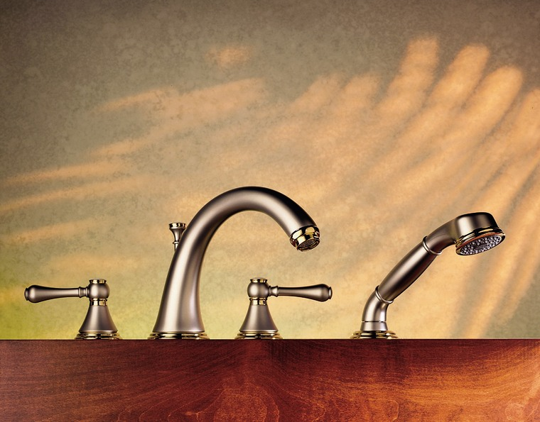 Stylish Faucet product design, still life photography, tap, orange, brown
