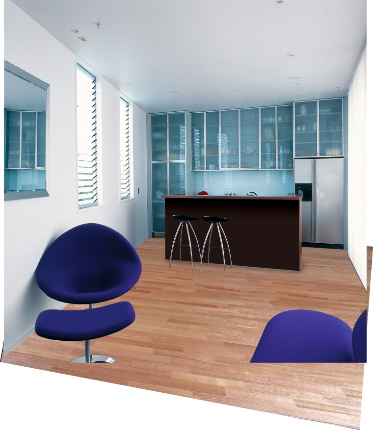 %?%NZ1909 3096 blue, chair, floor, furniture, interior design, product design, table, white