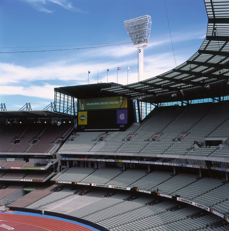 View of sports stadium and large screens and arena, atmosphere, atmosphere of earth, line, sky, sport venue, stadium, structure, black