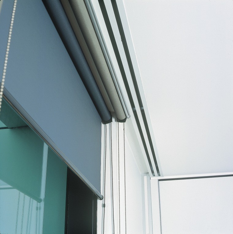 A view of a shade from New Zealand architecture, daylighting, facade, glass, line, shade, structure, window, white, teal