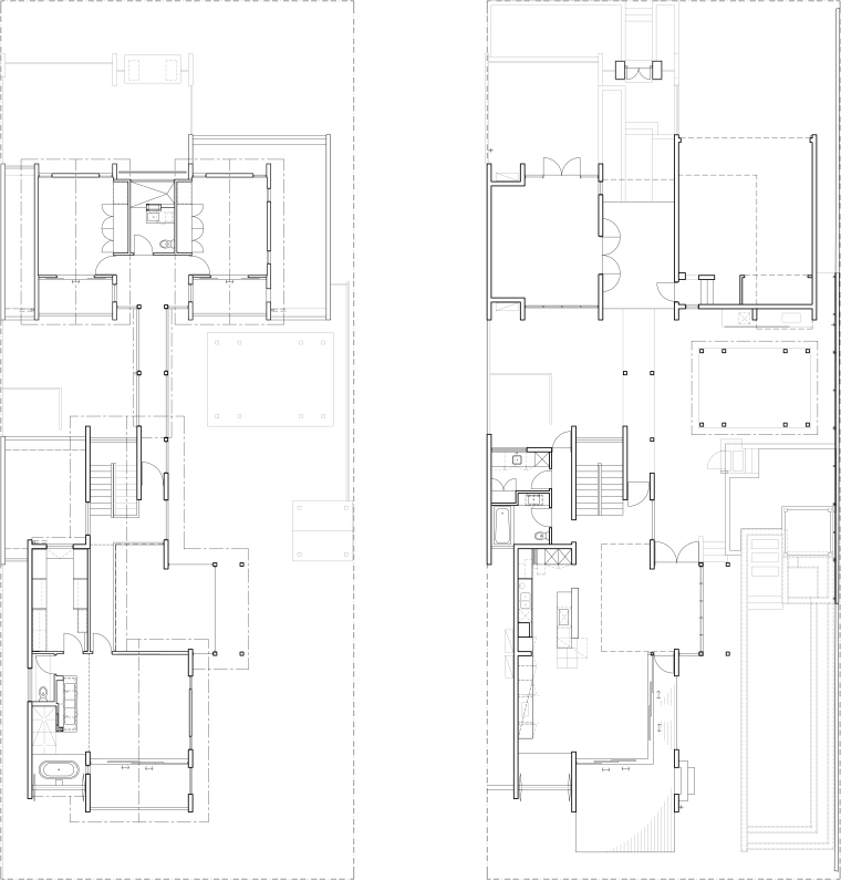 View of plans for home. angle, architecture, area, design, diagram, drawing, floor plan, line, plan, product, product design, schematic, structure, technical drawing, white