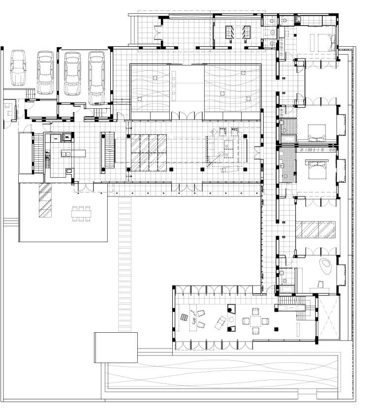 View of architectural plans. architecture, area, design, diagram, drawing, elevation, floor plan, font, line, plan, product design, schematic, technical drawing, text, white