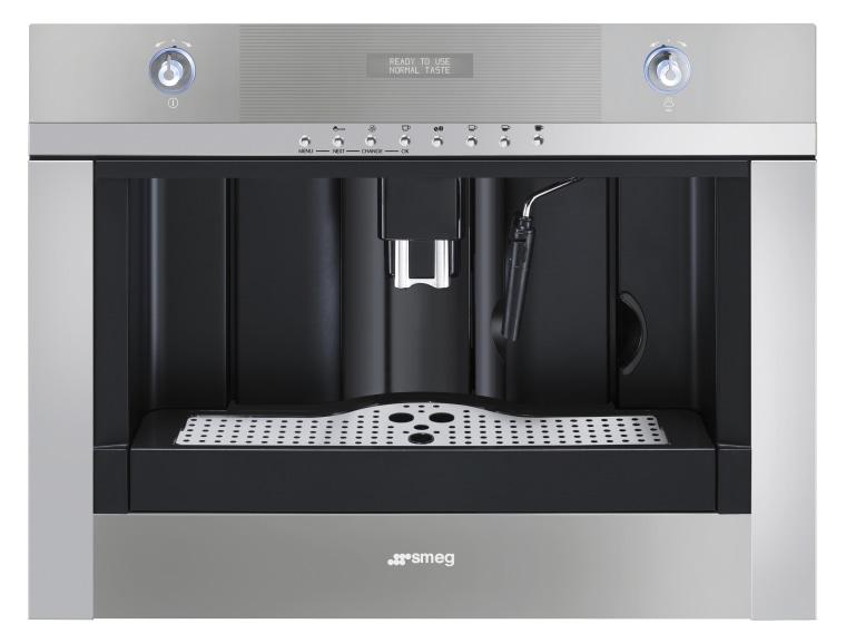 Smeg appliance coffeemaker, espresso machine, home appliance, kitchen appliance, product, product design, small appliance, black, gray